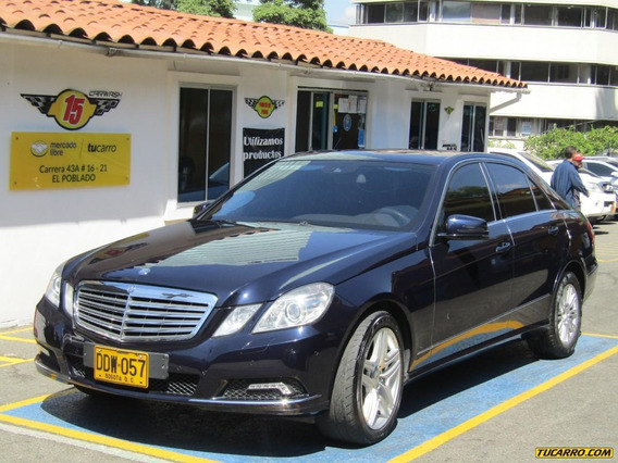 Mercedes Benz Clase E 350 At 3500 Blindaje 2