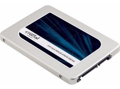 Ssd Crucial Mx500 2.5 1tb Sata 6gbs Nand Ssd 1000gb Original Sata + Nf
