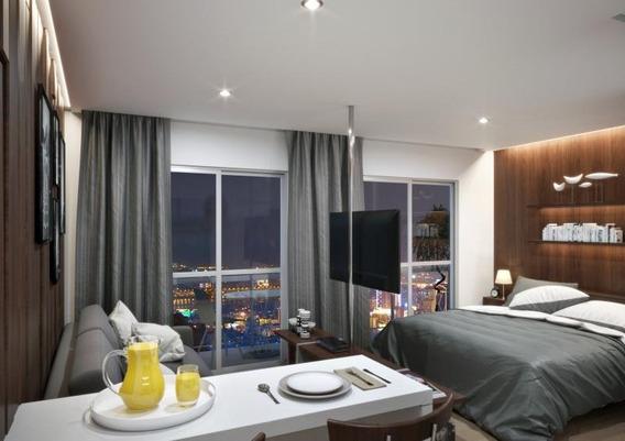 Apartamento Em Jardim Nova Yorque, Araçatuba/sp De 33m² 1 Quartos À Venda Por R$ 196.500,00 - Ap66744