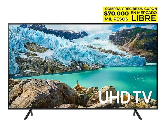 Televisor Samsung 50 4kuhd Smart, Bluetooth Un50ru7100