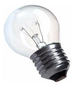 Lampada E27 40w 127v Lustres Forno Fogao Geladeira Etc Ut04