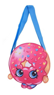 Carterita Cartera Shopkins Donut Dona Licencia Oficial