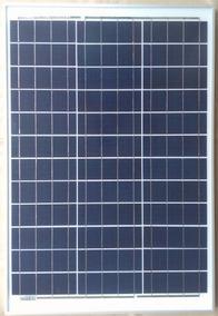 Kit 02 Painel Placa Solar 50w 12v/18v Inmetro + Controlador