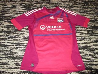 Camisa Rara Lyon Third 2011/12