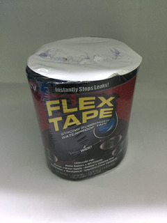 Cinta Flex Tape. Pega Todo! Pega Bajo Agua !
