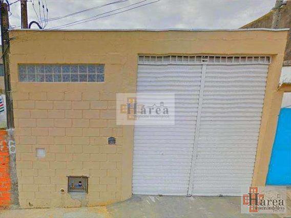 Armazém/barracão Em Sorocaba Bairro Vila Barão - V9775