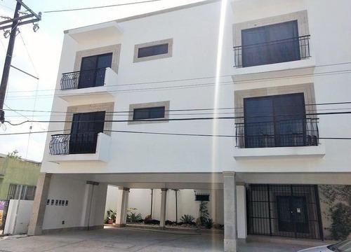Renta De Departamento Nuevo En Col. Smith, Tampico, Tam.