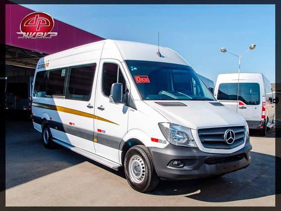 Sprinter Van 415 Cdi Executiva 19l Luxo