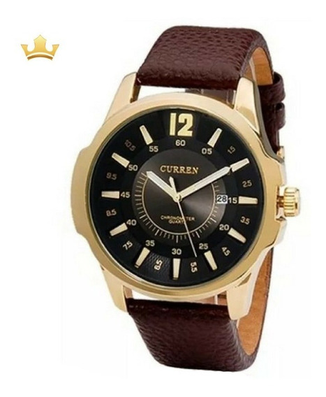 Relógio Skmei Masculino Curren 8123 - Com Nf
