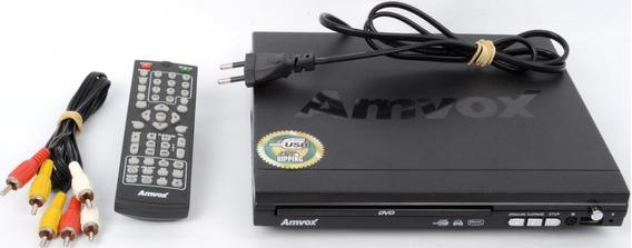 Amvox Dvd Player Amd-275k