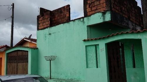 Casa À 1500mts Do Mar Em Itanhaém-sp (mx)
