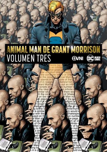 Imagen 1 de 1 de Cómic, Dc, Animal Man De Grant Morrison Vol. 3. Ovni Press