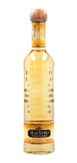 Tequila Maestro Tequilero Reposado 750ml