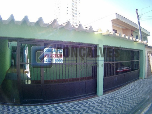 Venda Casa Santo Andre Bairro Santa Terezinha Ref: 139487 - 1033-1-139487