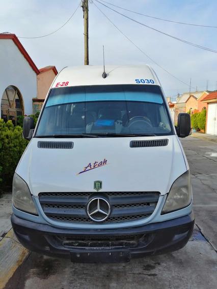 Mercedes-benz Sprinter Extra Larga 415