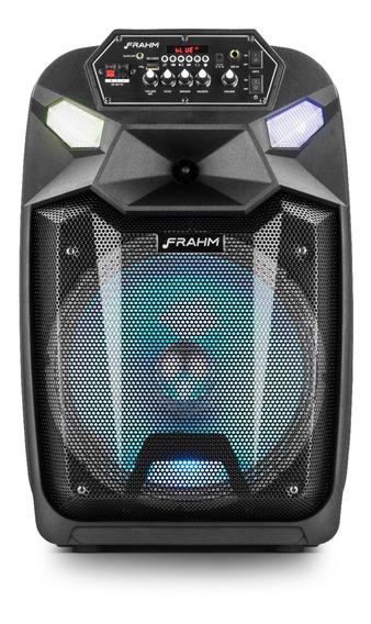 Caixa Som Amplificada Bluetooth Usb Cm 650 Bt Frahm
