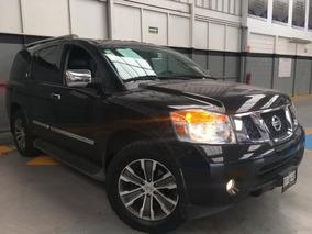 Nissan Armada 5p Exclusive V8 5.6 Aut 4x4