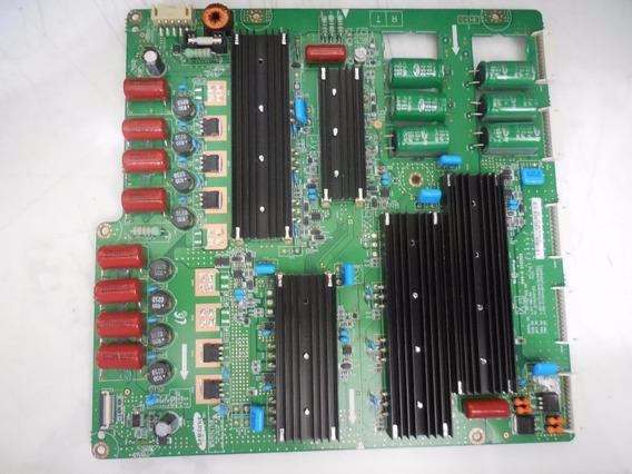Placa Z-sus Tv Samsung Pl63c7000y Pcb Lj41-08415a