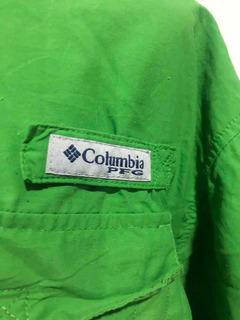Camisa Columbia Pfg Ideal Para La Pesca