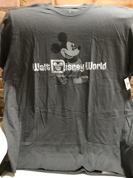 Camisa Mickey Disney Parks Tam 3x