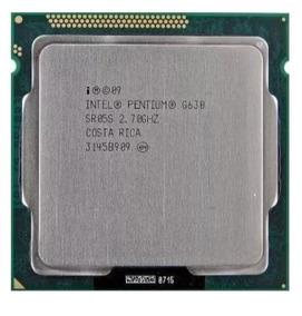 Processador Intel Pentium G630 / 2.70 - Lga 1155