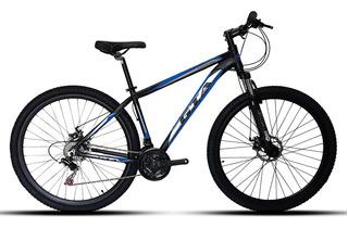 Bicicleta Aro 29 Gta Nx9 Freio A Disco Cambio Shimano 24v