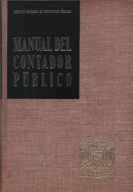 Manual Del Contador Público Tomo 1