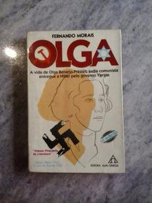 Olga - Fernando Morais (editora Alfa-omega)