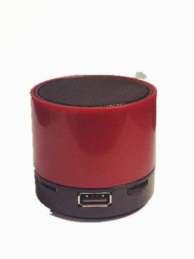 Kit 10pçs Mini Caixa De Som Bluetooth