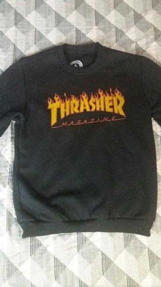 Moletom Thrasher | Preto