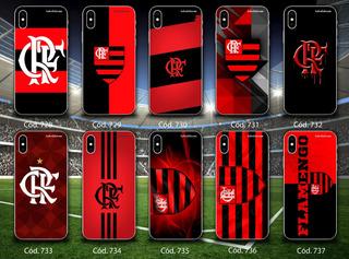 Capinha Capa Case Time Flamengo Moto G6/ G6 Play/ G6 Plus