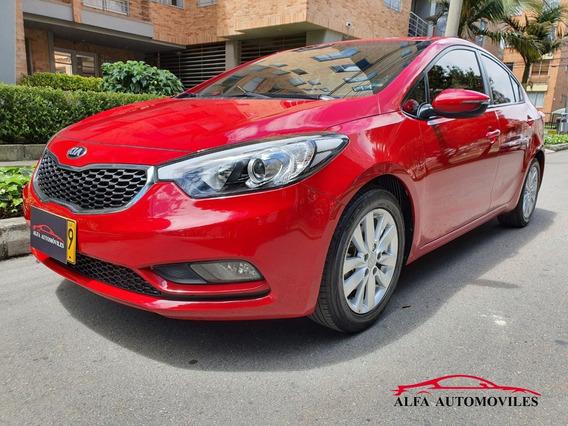 Kia Cerato Pro 1.600cc A/t C/a 2014