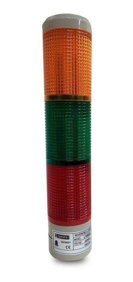 Torre Luminosa Lta5053t 220vca Led Contínuo Com 3 Cores