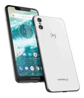 Celular Motorola Moto One 64gb 5.9 4gb 13mp+2mp - Oferta