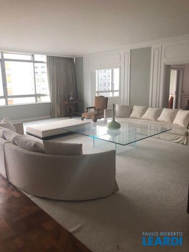 Imagem 1 de 15 de Apartamento - Higienópolis  - Sp - 560068