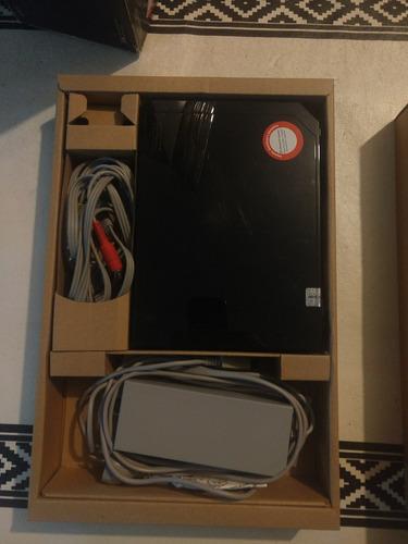 Wii En Caja Con Control, Joystick, Juego Y Respectivos Cable
