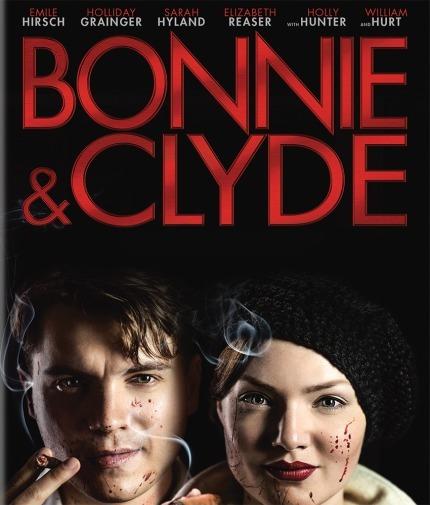 Blu-ray - Bonnie & Clyde A Minisérie