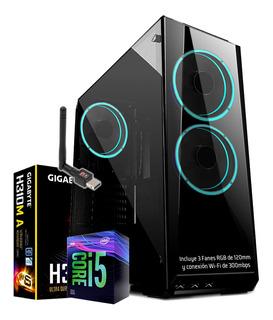 Pc Gamer Intel Core I5 9400f Six Core 8gb 1tb Gtx 1650 4gb