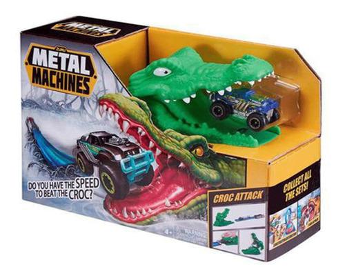 Imagem 1 de 2 de Pista Metal Machines - Croc Attack - Candide