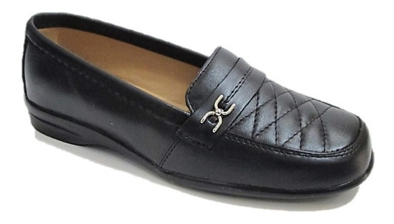 Zapatos De Descanso Mujer Florenza Piel Cómodos 2004