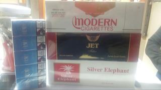 Cigarrillos Elephant Jet L&m Lucky