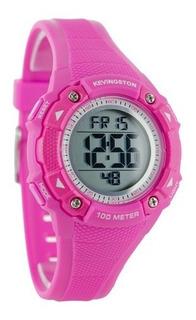 Reloj Kevingston Dama/niña Colores Wr100m 223 Impacto Online