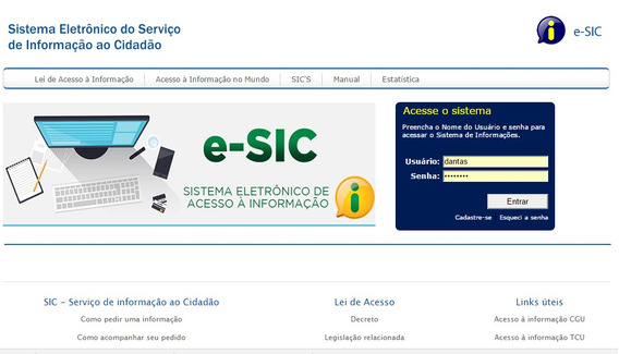 E-sic - Instalação + Fonte Esic