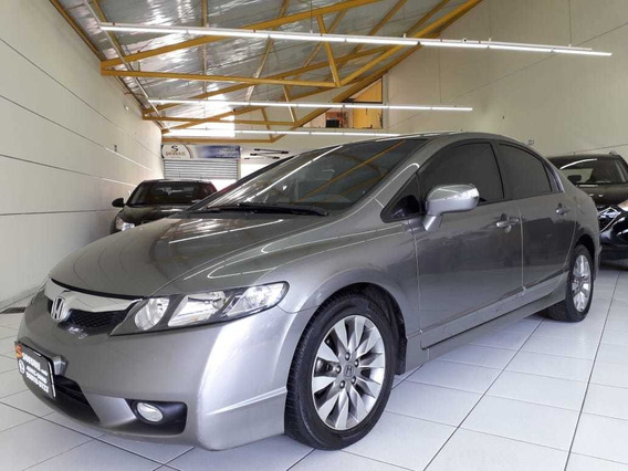 Honda Civic 1.8 Lxl Aut. Blindado