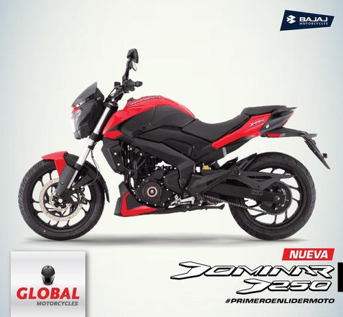 Bajaj Dominar 250 Exclusiva De Globalmotorcycles