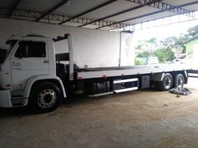 Guincho Plataforma Pesado Vw-17220 Ano 2009 Km 79000 Orig