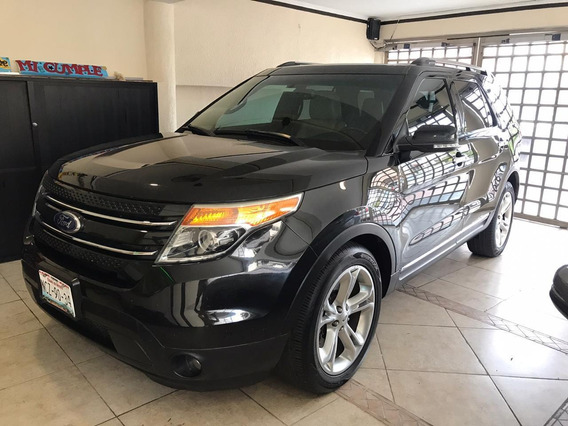 Ford Explorer 2015 3.5 Limited 4x4 Mt