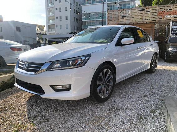 Honda Accord Sport, 2015