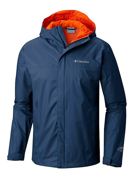 Campera Columbia Watertight 2 Impermeable Hombre