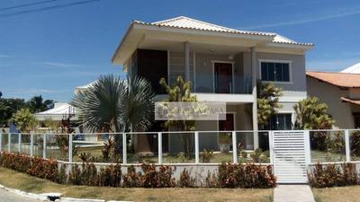 Casa Com 5 Dormitórios À Venda, 3013800 M² Por R$ 1.300.000 - Praia Do Hospício - Araruama/rj - Ca0300